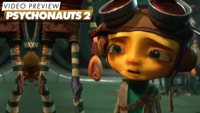《腦航員2》- 預覽影片