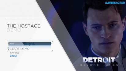 Gamereactor Plays - 《底特律:變人》
