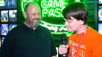 E318: 微軟 Xbox - Aaron Greenberg 訪談