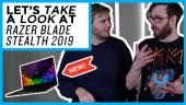 快速查看 - 雷蛇  Blade Stealth 2019