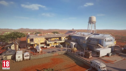 Rainbow Six: Siege - Burnt Horizon : New Map Outback