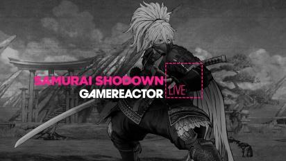 《侍魂 Samurai Shodown》- 直播重播