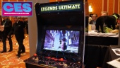 CES20 - Legends Ultimate Arcade 產品 Demo
