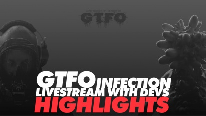 《GTFP》 - 跟開發人員一起玩 Infection Rundown 直播亮點