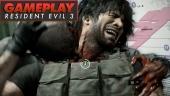 《惡靈古堡3》-  Gameplay 亮點