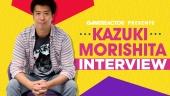 GungHo Online Entertainment - Kazuki Morishita 訪談