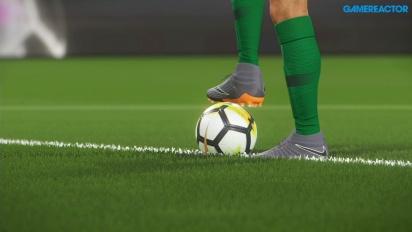 《實況足球2018》- 數據包4.0 更新 - 完整賽事:葡萄牙 - 法國