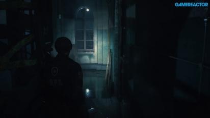 《惡靈古堡2 重製版》E3 2018 Gameplay