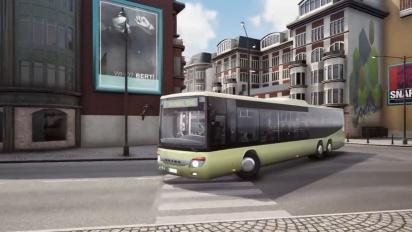 Bus Simulator 18 - Release Trailer