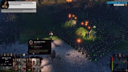 《全軍破敵:三國》- Gameplay 影片