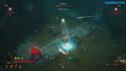 《暗黑破壞神III:永恆之戰版》- 本地多人 gameplay