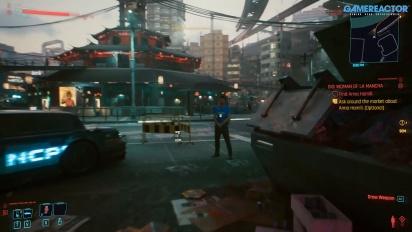 《電馭叛客 2077》- 查看多種選擇