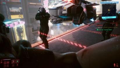 《電馭叛客 2077》- 身為游牧民的第一項任務