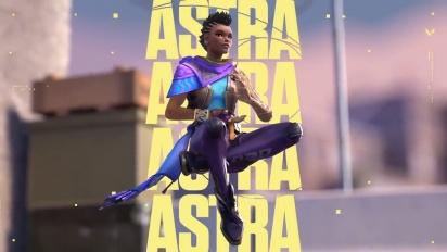 Valorant - Astra Gameplay Reveal Trailer