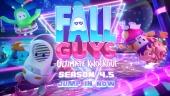 Fall Guys: Ultimate Knockout - Season 4.5 Gameplay Trailer