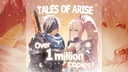 Tales of Arise - 1 Million Copies Sold Trailer