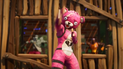 Fortnite: Battle Royale - Teams of 20 Announce Trailer