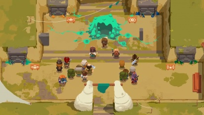 Moonlighter - Between Dimensions DLC Teaser
