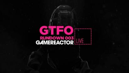 《GTFO》- Rundown 003 The Vessel 直播重播