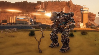 Battletech - PDXCON Trailer