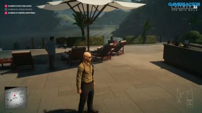 《刺客任務2》- 哥倫比亞 Gameplay