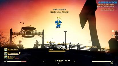《異塵餘生 76》- 看看核武 Gameplay