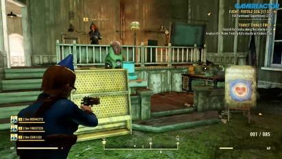 《異塵餘生 76》- 第二個幫助任務  Gameplay