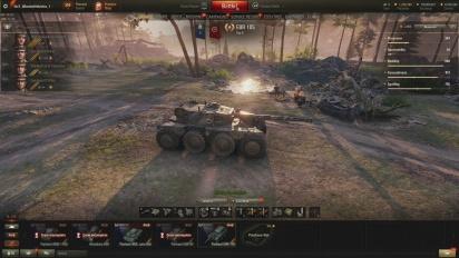 《戰車世界》 - 更新 1.4 版本 Gameplay