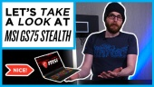 MSI GS75 Stealth - Quick Look