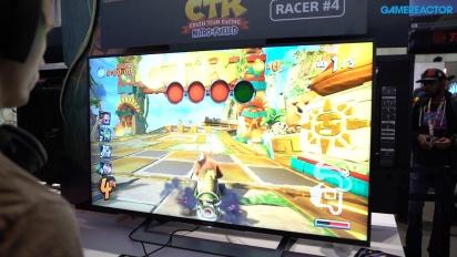《袋狼大進擊賽車:氮氣滿燃》- Gameplay