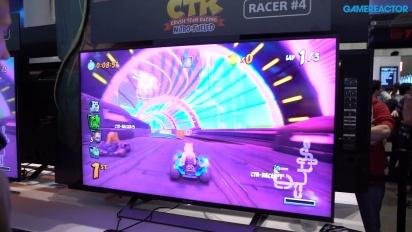 《袋狼大進擊賽車:氮氣滿燃》- Gameplay 2