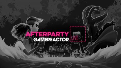 《派對之後 Afterparty》- 直播重播