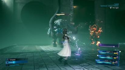 Inside Final Fantasy VII: Remake - Episode 3: Combat and Action