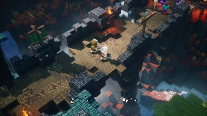 Minecraft Dungeons: Howling Peak - Official Launch Trailer