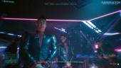 《電馭叛客 2077》- 使用 Xbox Series X 操作,扮演企業人士的前 80 分鐘