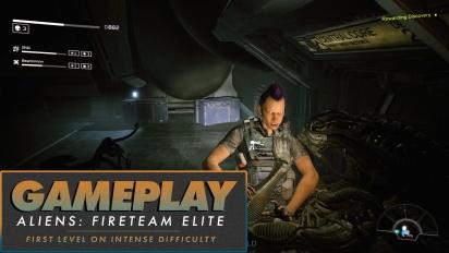 《異形:戰術小隊》- Gameplay