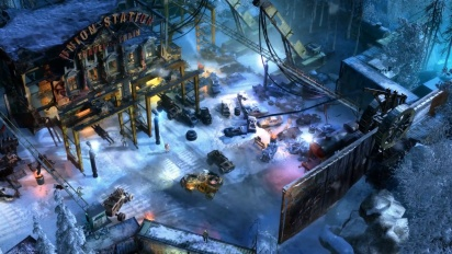 Wasteland 3 - A Frosty Reception Gameplay Trailer