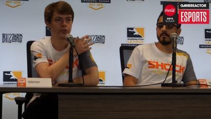 《鬥陣特攻》職業電競聯賽 -舊金山 Shock 媒體發表會 〈第一天〉