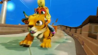 Crash Bandicoot: N. Sane Trilogy - Wumpa For Everyone - Multi-Platform Trailer
