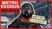 《戰慄深隧:流亡》- 評論影片