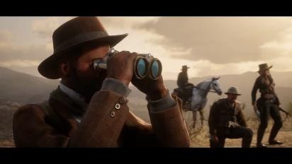 Red Dead Online - Frontier Pursuits Trailer