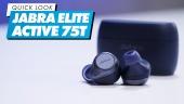 Jabra Elite Active 75t 真無線藍牙耳機 - 快速查看