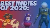 Indie Dependent - 2020年最棒的獨立遊戲