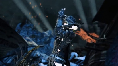 Final Fantasy XIV: Endwalker - Reaper Class Reveal