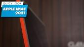 iMac 2021 - 快速查看