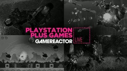 直播重播 - PS Plus 2018年度5月份會員免費遊戲
