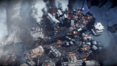 Frostpunk - On The Edge Launch Trailer