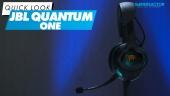 JBL Quantum One 專業級降噪電競耳機- 快速查看