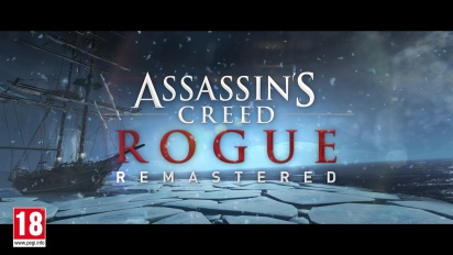Assassin's Creed Rogue Remastered - Announcement Teaser