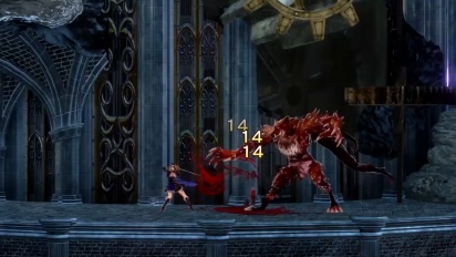 Bloodstained: Ritual of the Night - Gameplay Switch Trailer